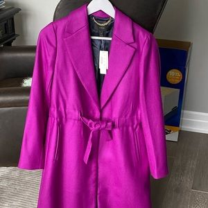 Brand new Jcrew wool trench